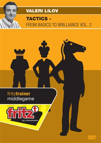 Chess Tactics - from Basics to Brilliance, Vol. 2