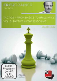 Chess Tactics - from Basics to Brilliance, Vol. 5 DVD