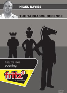 The QGD: Tarrasch Defense - Chess Opening Software Download