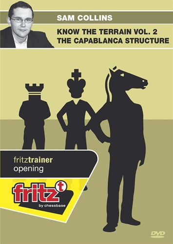 Know the Terrain, Vol. 2: The Capablanca Structure Chess DVD