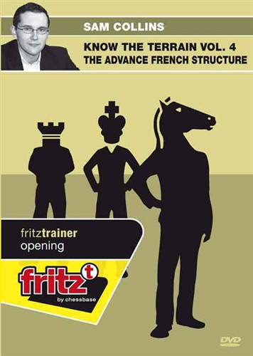 Know the Terrain, Vol. 4: The Advance French Structure - Chess Opening Software on DVD
