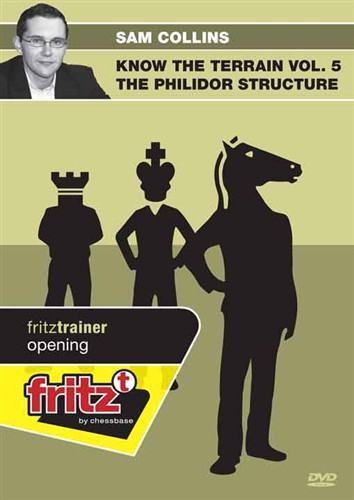Know the Terrain, Vol. 5: The Philidor Structure - Chess Opening Software on DVD