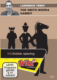 The Smith-Morra Gambit - Chess Opening Software on DVD