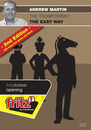 The Trompowsky Attack: The Easy Way (2nd Ed) - Chess Opening Software on DVD