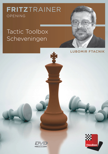 Tactic Toolbox: Scheveningen Variation - Chess Opening Software Download