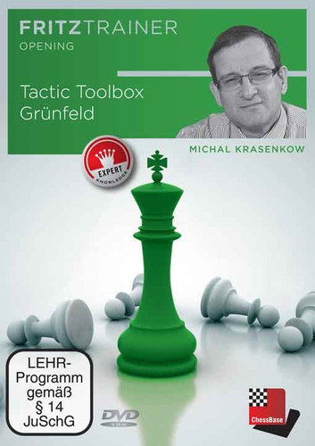 Tactic Toolbox: The Grunfeld Defense - Chess Opening Software Download