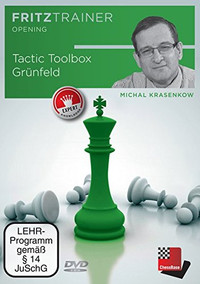 Tactic Toolbox: The Grunfeld Defense - Chess Opening Software on DVD