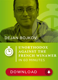 French Winawer: Unorthodox Lines - Chess Opening Software Download