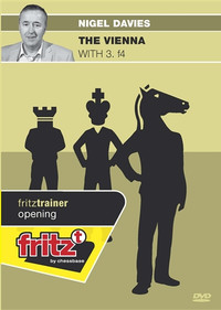 The Vienna Game with 3.f4  - Chess Opening Software on DVD