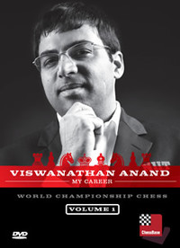 Viswanathan Anand: My Career (Vol. 1) - Chess Biography Software DVD