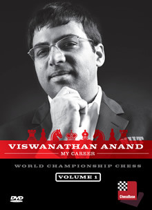 Viswanathan Anand: My Career (Vol. 1) - Chess Biography Software Download