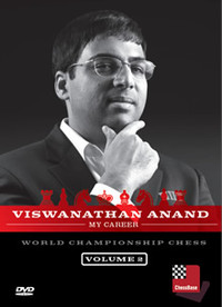 Viswanathan Anand: My Career (Vol. 2) - Chess Biography Software DVD