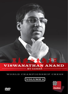 Viswanathan Anand: My Career (Vol. 2) - Chess Biography Software Download