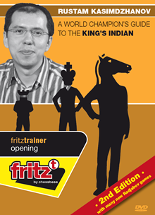 A World Champion's Guide to the King's Indian (2nd Ed) - Chess Opening Software Download
