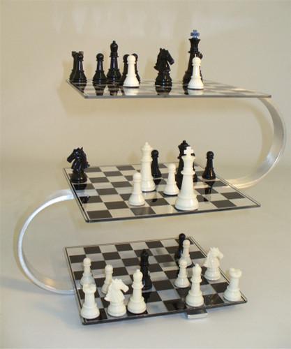 Strato Chess, 3-D chess