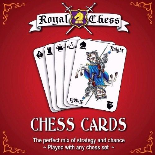 Royal Chess Card Game