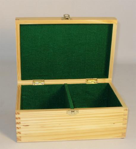 Pine Chess Box Large