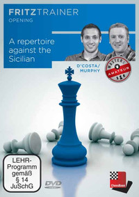 A Repertoire Against the Sicilian Defense - Chess Opening Software on DVD