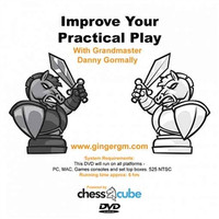 Improve Your Practical Play with GM Danny Gormally DVD