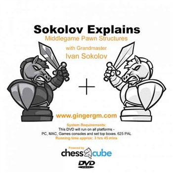 Sokolov Explains - Middlegame Pawn Structures DVD
