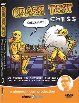 Crash Test Chess: Thinking Outside of the Box DVD