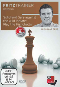 Solid and Safe against the Wild Indians: Play the Fianchetto - Chess Opening Software on DVD