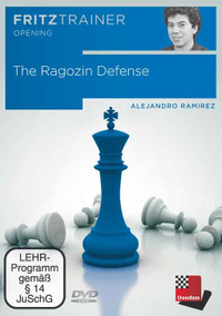 The Ragozin Defense to the QGD - Chess Opening Software on DVD