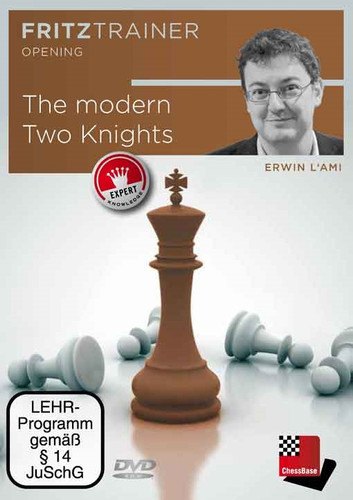 The Modern Two Knights Defense - Chess Opening Trainer on DVD