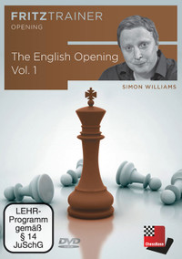 The English Opening (Part 1) - Chess Training Software on DVD