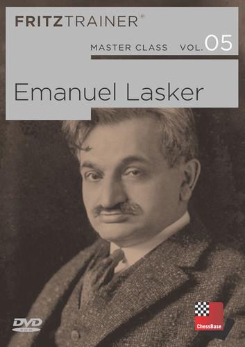 Master Class, Vol. 5: Emanuel Lasker - Chess Biography Software DVD
