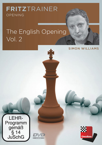 The English Opening, Vol. 2 - Chess Opening Software Download