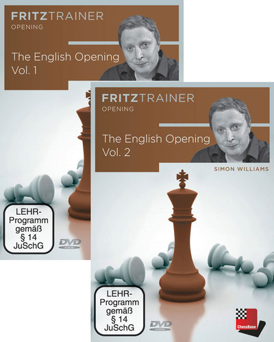 The English Opening, Vol. 1 & 2 - Chess Opening Software Download