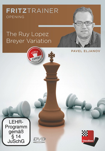 The Ruy Lopez: Breyer Variation - Chess Opening Software Download