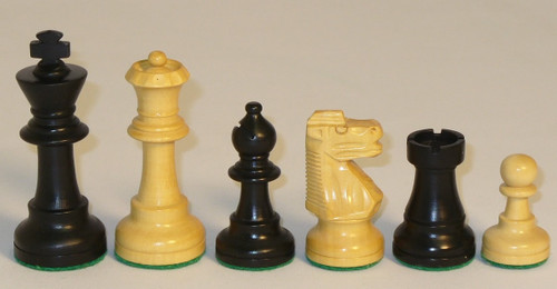 French Knight Chess Pieces - 3""