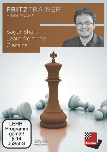 Learn from the Classics Chess Software Program Fritz Trainer