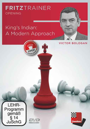 King's Indian: A Modern Approach Chess Opening Software