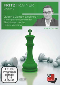 Queen's Gambit Declined: The Lasker Variation – Chess Opening Software on DVD