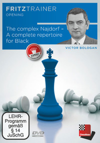 Sicilian Defense: The Complex Najdorf - Chess Opening Software Download