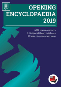 ChessBase Opening Encyclopedia 2019 Chess Database