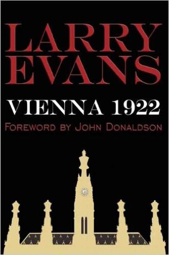 Vienna 1922 - International Chess Tournament