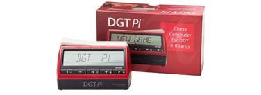 DGT PI Chess Clock and Game timer for DGT E-Boards