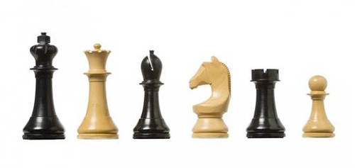 The Official FIDE Weighted Chess Set Electronic Chess Pieces by DGT