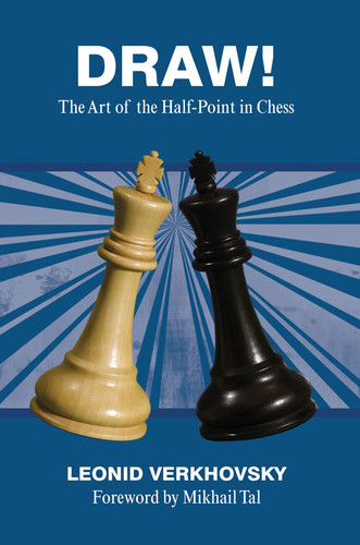 Draw!: The Art of the Half-Point in Chess Book