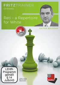The Reti Opening: Expert Knowledge - Chess Opening Software Download