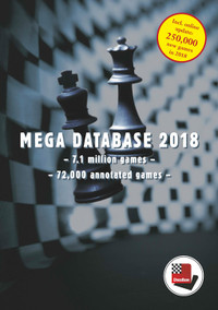 UPGRADE Mega Database from 2017 to 2018 - Chess Database Software