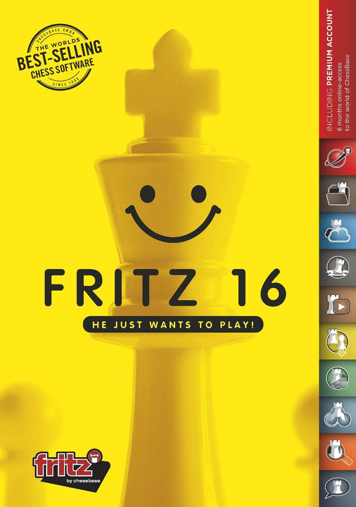 Fritz 16 - Chess Playing Software Download