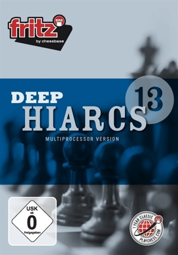 Deep Hiarcs 13 - Chess Playing Software Download