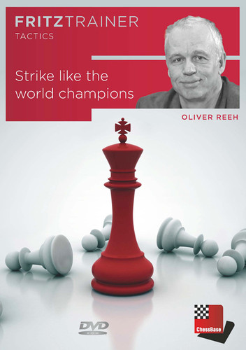 Strike Like the World Champions - Chess Training Software Download
