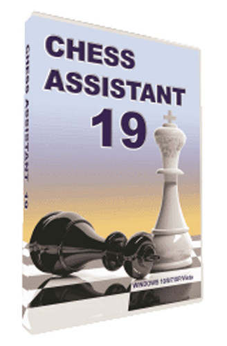 Chess Assistant 19 with Houdini 6 - Database Management Software Download