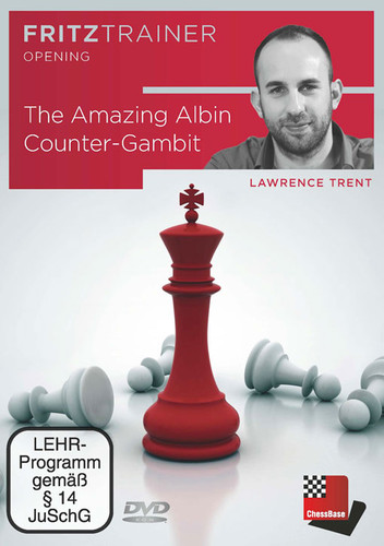 Amazing Albin Counter-Gambit! - Chess Opening Software PC-DVD
